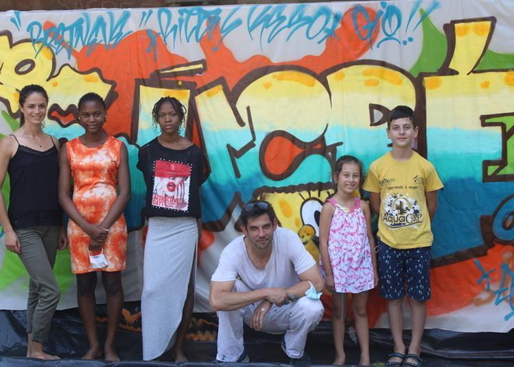 Muséo'graff : De L'art Préhistorique Au Graff à Perigueux