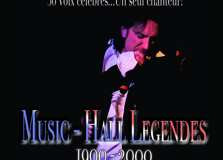 Music-Hall Légendes à Samois sur Seine