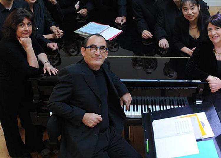 Musicatreize À La Ciotat - Secouez-moi Concert Sens Dessus-dessous