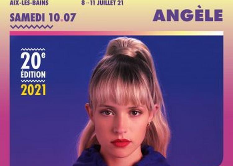 Musilac 2021 - Pass 3 Jours - Jvs à Aix les Bains