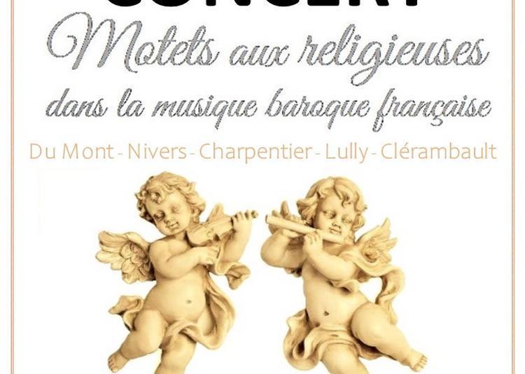 Musique Baroque Française pour Choeur de femmes,  Solistes  et  Instruments anciens à Paris 17ème