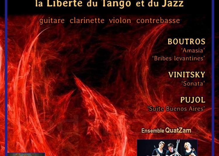 Musique Classique& Tango à Paris 17ème