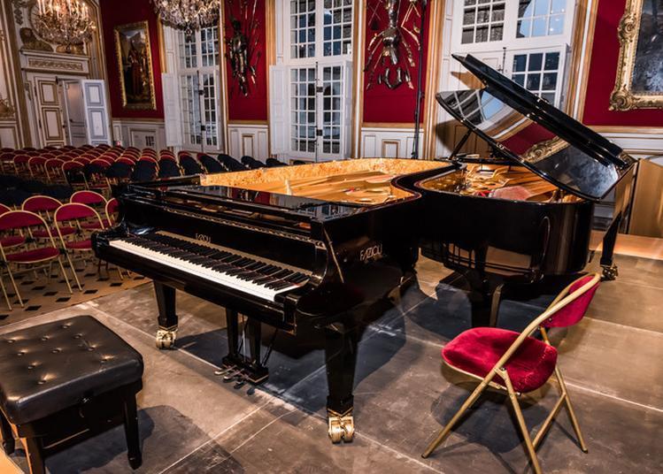 Musique De L'air Avec Le Concours De La Pianiste Dana Ciocarlie à Paris 7ème