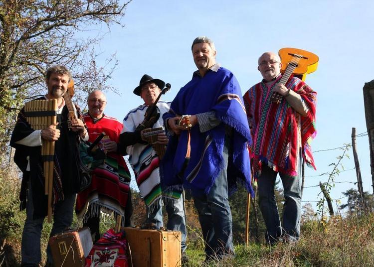 Musique des Andes à Saint Etienne