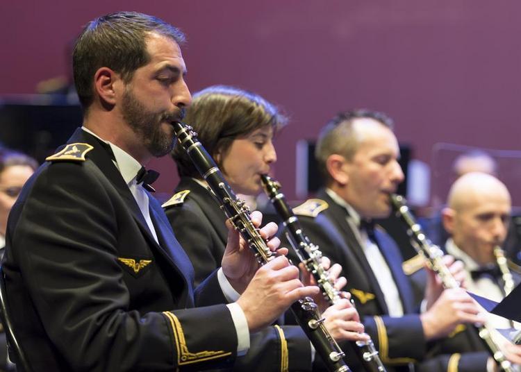 Musique des Forces Aériennes de Bordeaux à Romorantin Lanthenay