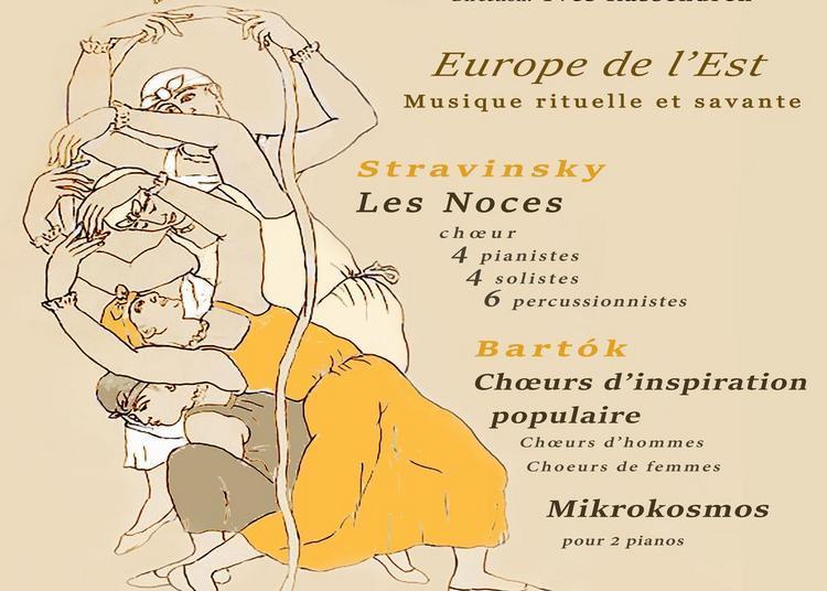 Musique rituelle & savante d'Europe de l'Est à Grenoble