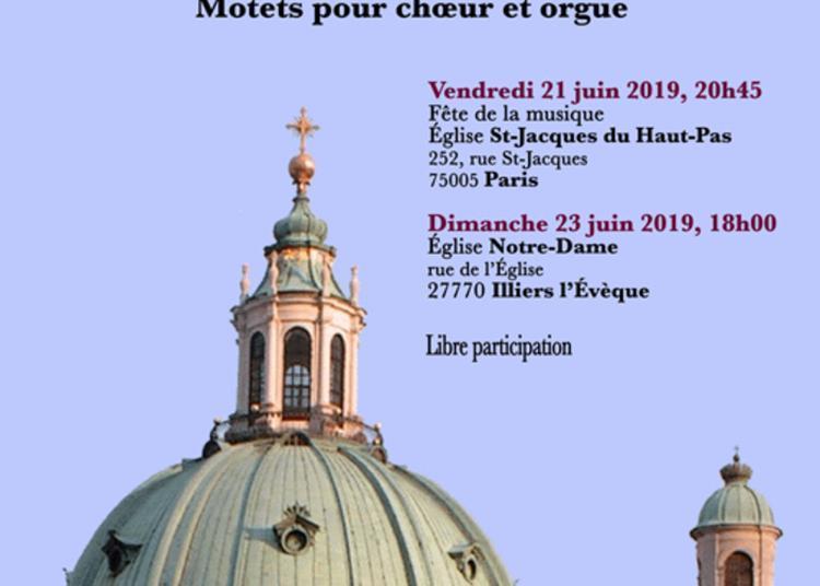 Musique Sacrée à Vienne Au Temps De Mozart à Paris 5ème