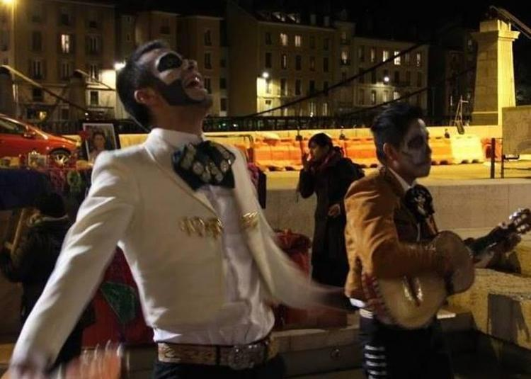 Musique Typique Mexicaine Mariachi à Grenoble
