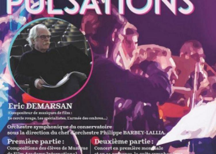 Musiques De Film Pulsations à Nancy
