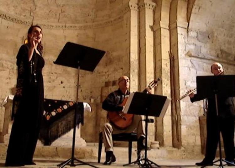 Musiques En Balade_ Concert De L'ensemble Café Para Tres à Arles