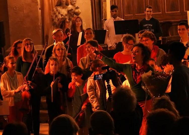 Musiques En Balade_ Miezz' Ô Mare (au Milieu De La Mer...) à Stes Maries de la Mer