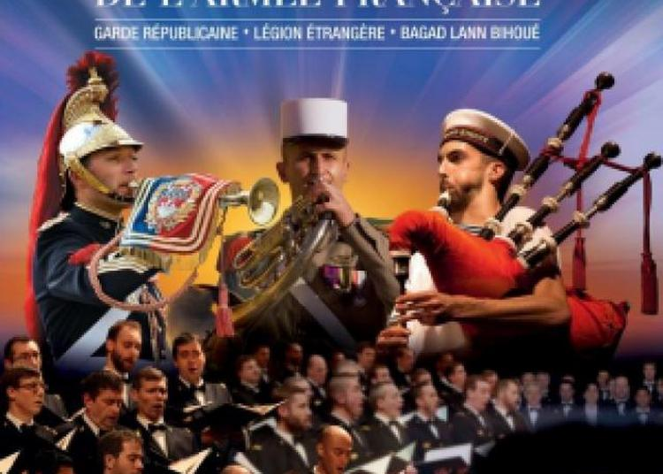 Musiques Et Choeur De L'Armée Française à Tours
