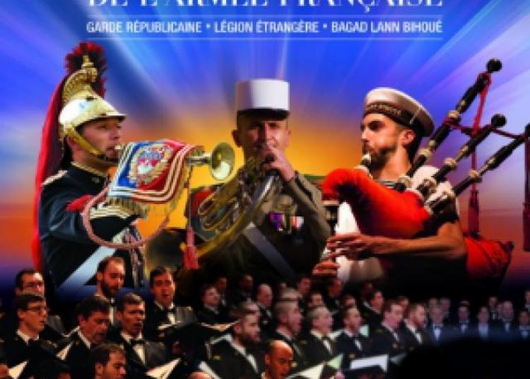 Musiques Et Choeur De L'armée Française à Rennes