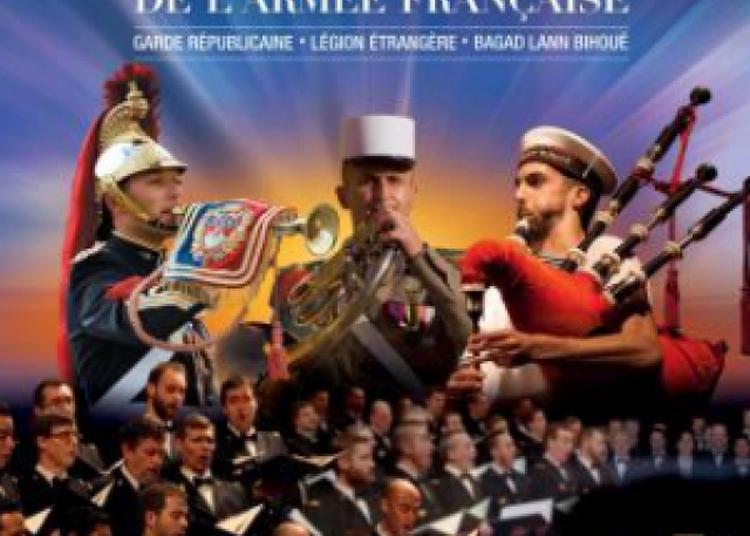 Musiques Et Choeur De L'armée Française à Amneville