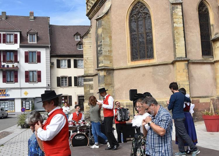 Musiques Et Danses Alsaciennes à Thann