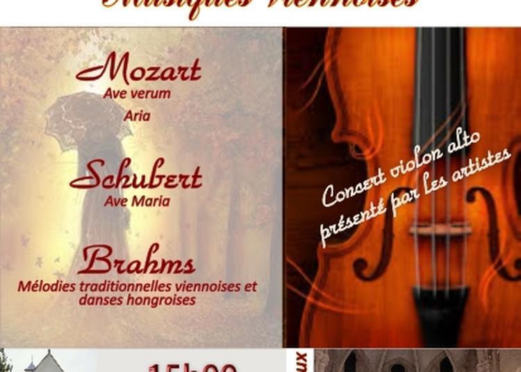 Musiques Viennoises à Champigny sur Marne