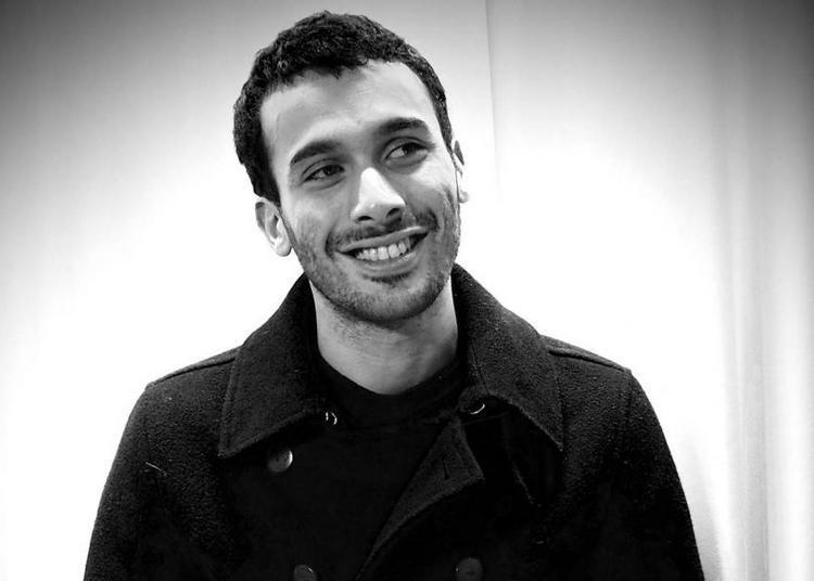 Mustapha El Atrassi - Lecture à Paris 4ème