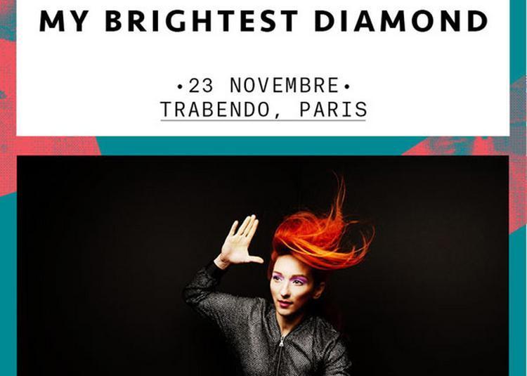 My Brightest Diamond à Paris 19ème