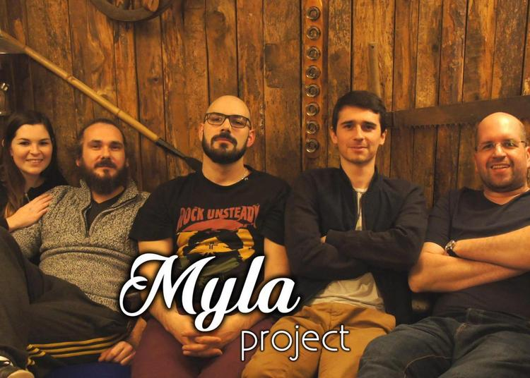 Myla Project - Fete de la musique 2019 à Lyon