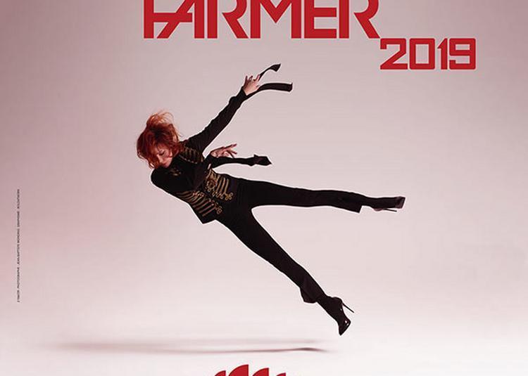 Mylene Farmer 2019 à Nanterre