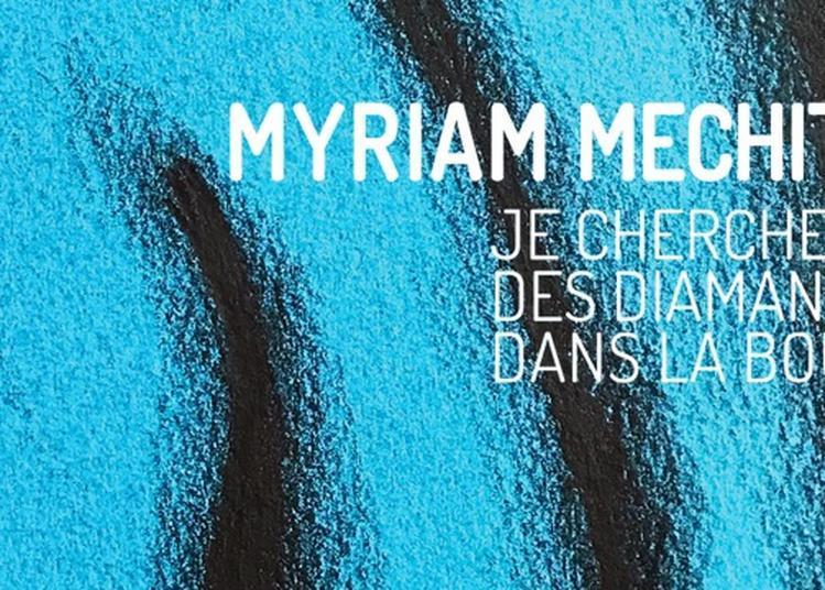Myriam Mechita - Je cherche des diamants dans la boue à Bourges