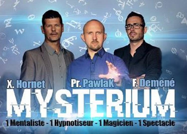 Mystérium - le spectacle à Bordeaux