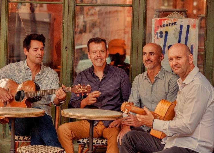 Mystère Trio 4tet au Café Plum à Lautrec