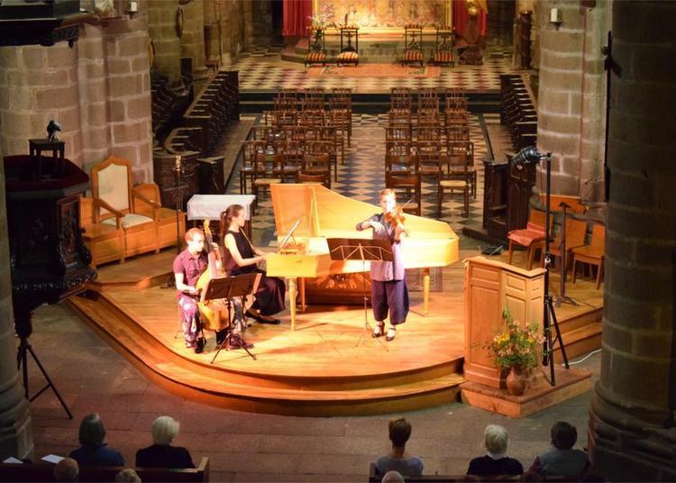 Mystères du Rosaire et autres sonates en scordatura à Saint Martin de Varreville