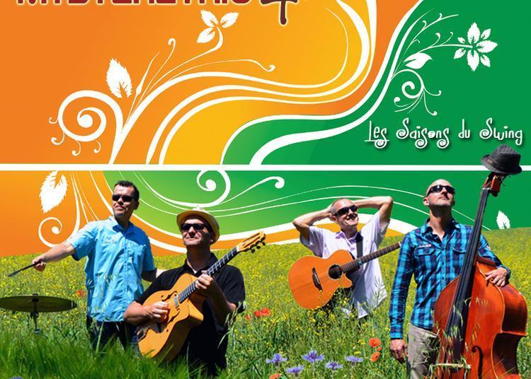 Mystèretrio Quartet en concert à Jazz au Mercure à Toulouse