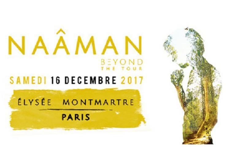Naâman à Paris 18ème