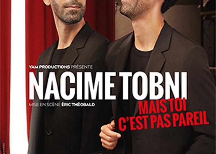Nacime Tobni à Paris 3ème