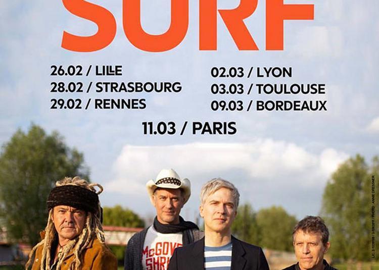 Nada Surf à Aix en Provence
