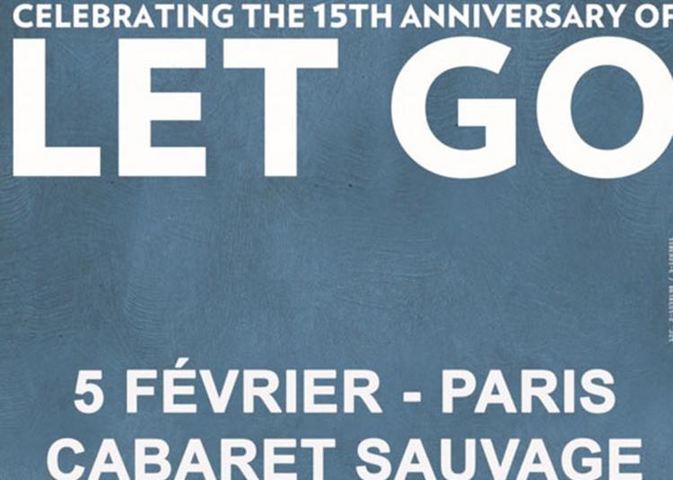 Nada Surf Celebre Let Go à Paris 19ème