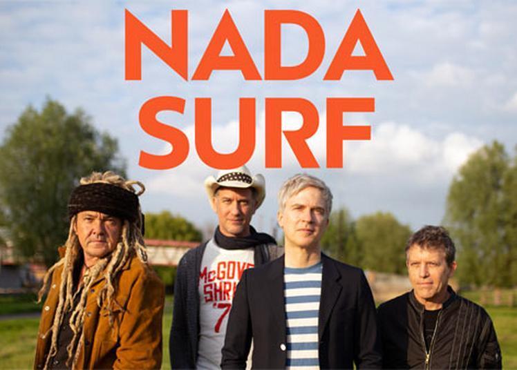 Nada Surf à Biarritz