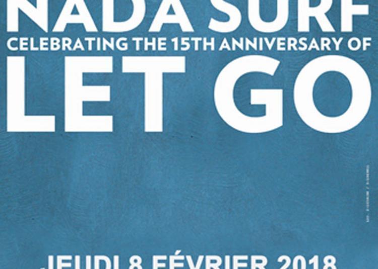 Nada Surf Fete Les 15 Ans De Let Go à Strasbourg