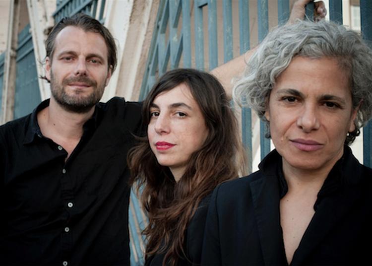 Nadah El Shazly + Kamilya Jubran, Sarah Murcia, Werner Hasler à Pantin