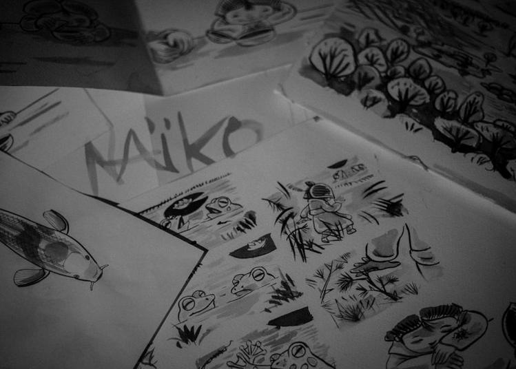 Naïko à Liffre