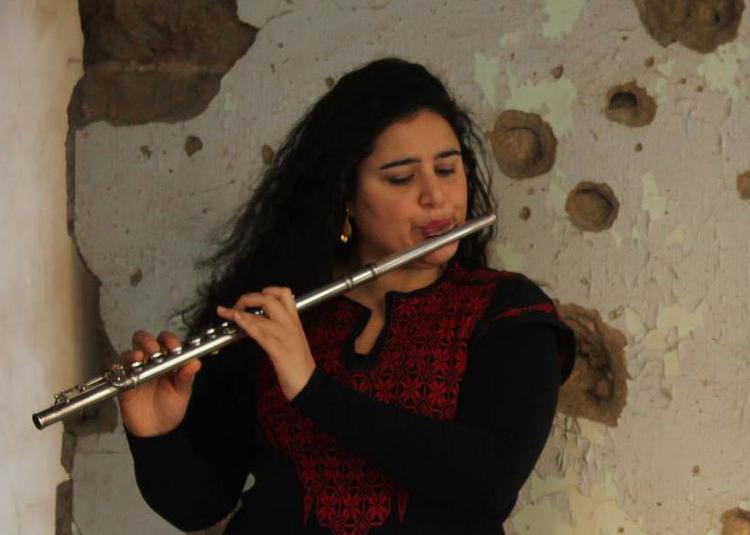 Theo Ceccaldi Trio - Al Akhareen à Nanterre