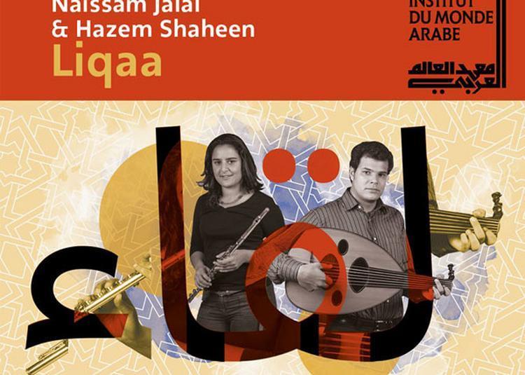NaÃ�ssam Jalal Et Hazem Shaheen à Paris 5ème