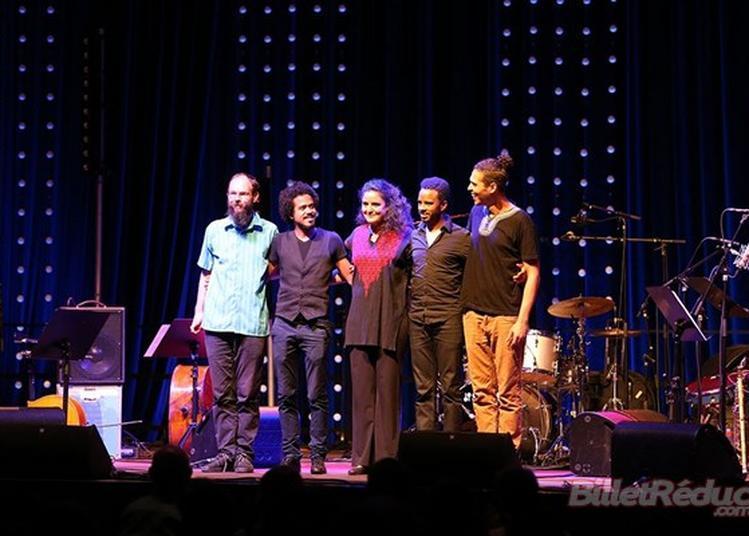 Naissam Jalal Quintet & L'Orchestre Symphonique Divertimento à Nanterre