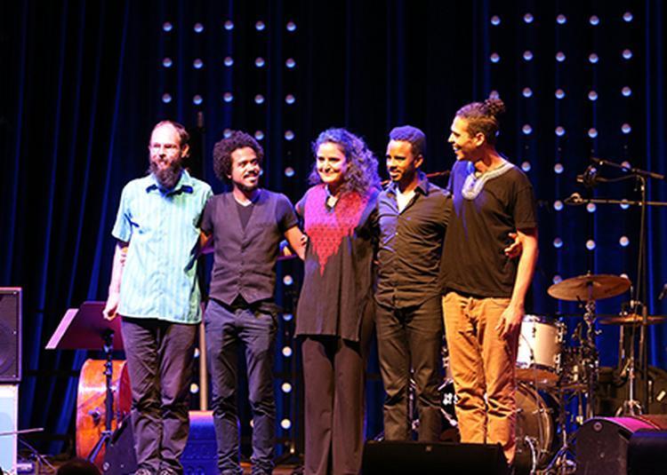 Du Bleu En Hiver: Naïssam Jalal & Rhythms Of Resistance à Tulle