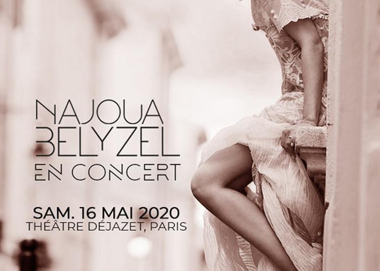 Najoua Belyzel à Paris 3ème