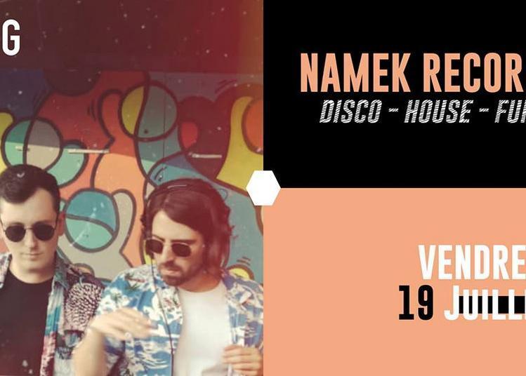 Namek Records Dj Set (funk, Disco, House) à Paris 11ème