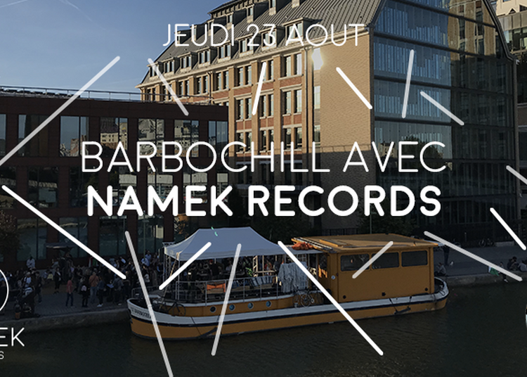 Namek Records à Pantin