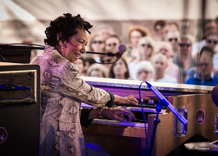 Nancy Jazz Pulsations 2018 : Rhoda Scott - Lady Quartet