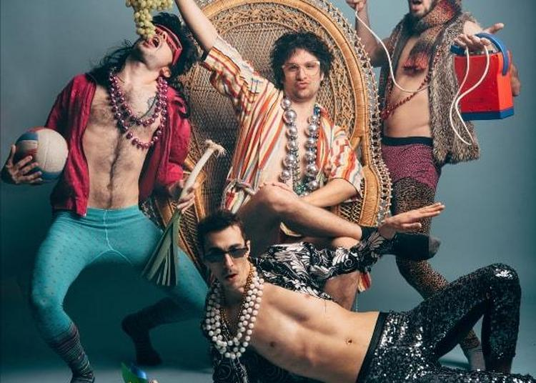 Nancy Jazz Pulsations 2018 : The Fat Badgers et Tal Stef