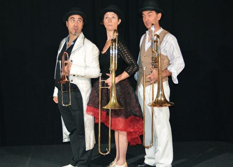 Nancy Jazz Pulsations 2018 : Tryphon Brass Trio