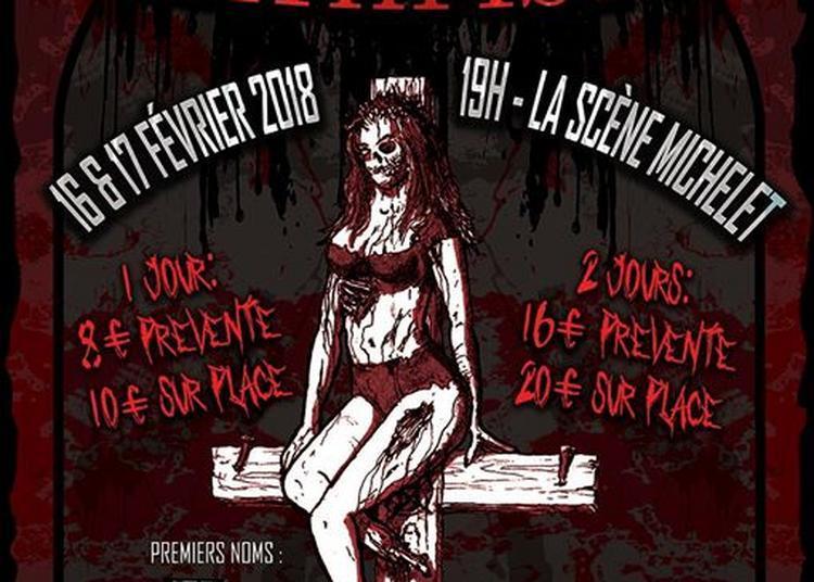 Nantes DeathFist 2018