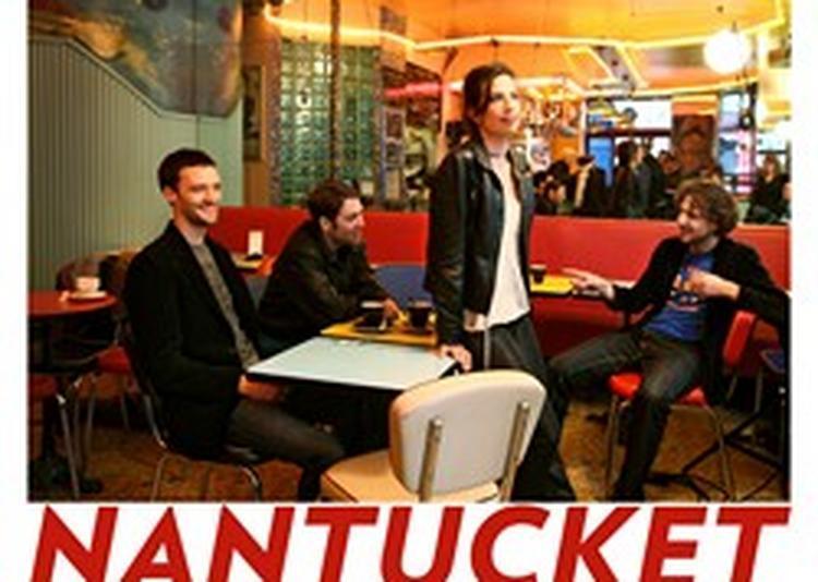 Nantucket à Paris 14ème