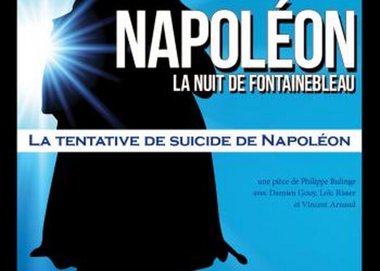 Napoleon, La Nuit De Fontainebleau à Paris 11ème